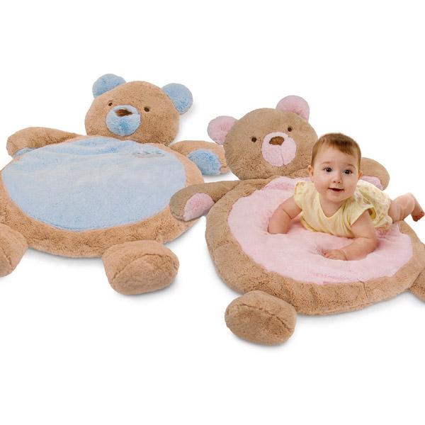 Un osito mantita para tu beb juguetes - Alfombras de bebe lavables ...