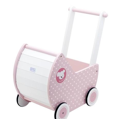 carrito de paseo para muñeco