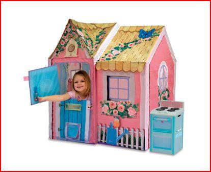 Una encantadora casita de tela juguetes - Casitas de tela para ninos toysrus ...