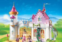 castillos de juguete