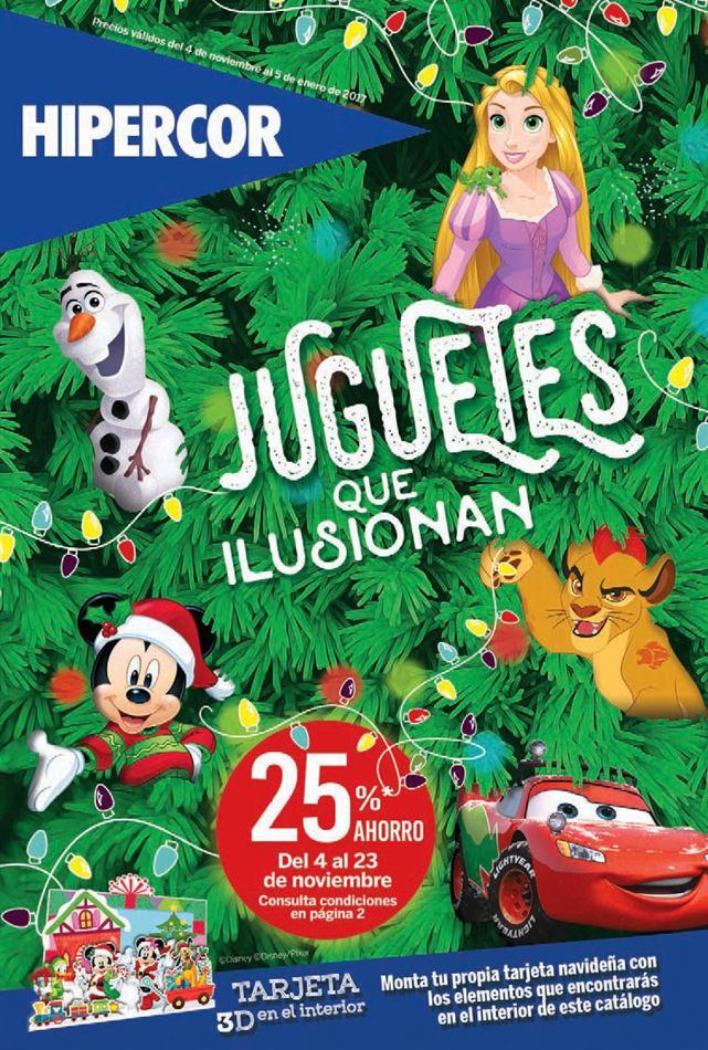 catálogos de juguetes 2017