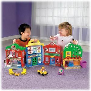 ciudad aprendizaje de little people