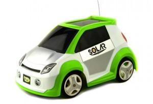 coche solar ninco