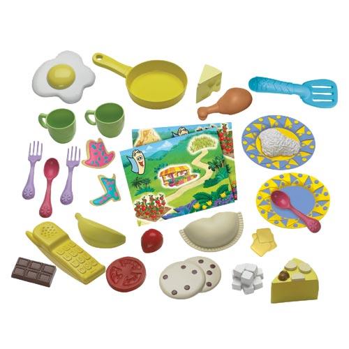 Cocinita de juguete de dora juguetes for Cocinitas para ninos