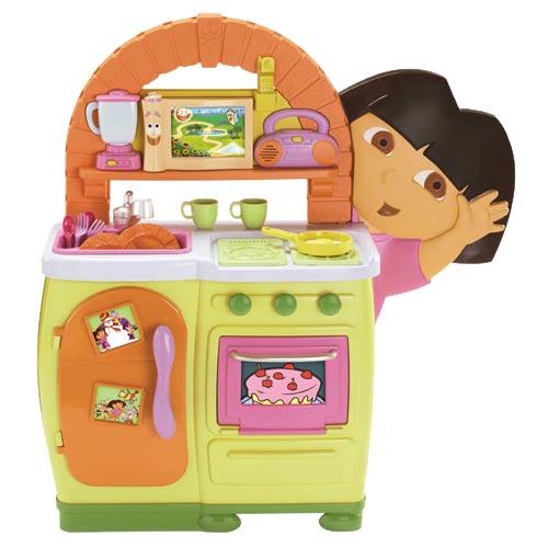 Cocinita de juguete de dora juguetes - Dora la exploradora cocina ...