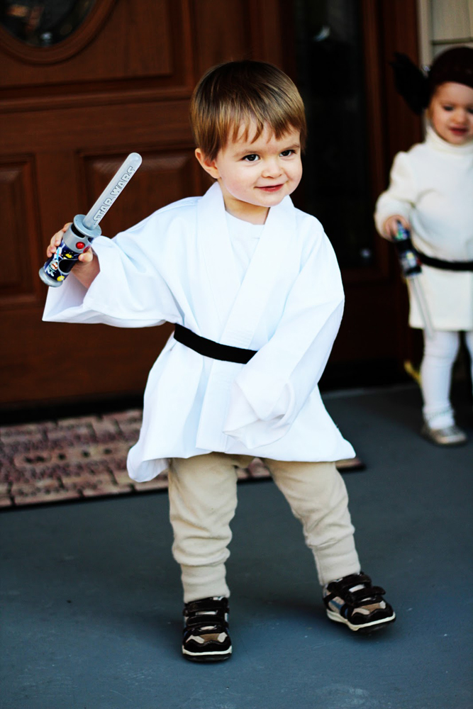 ingeniosos disfraces para niños