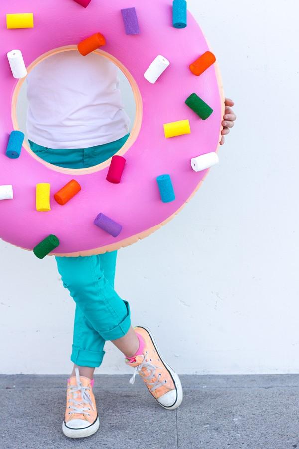 Diferentes modelos para disfraces para niños