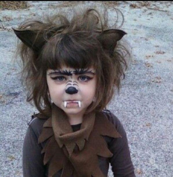 Disfraz de Halloween: niño lobo - Juguetes