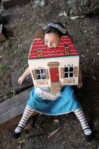 disfraz de halloween para niña