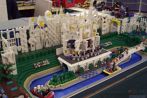 Disneyland Par 237 S En Versi 243 N Lego Juguetes