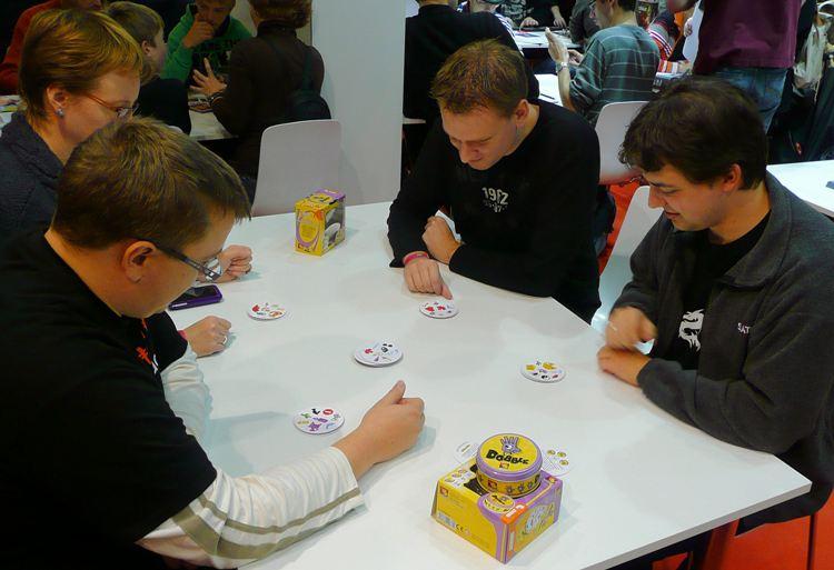 Juego de mesa Dobble - Torneo de Dobble