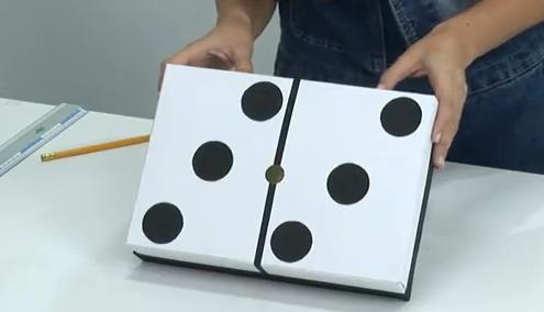 Resultado de imagen para ficha domino gigante