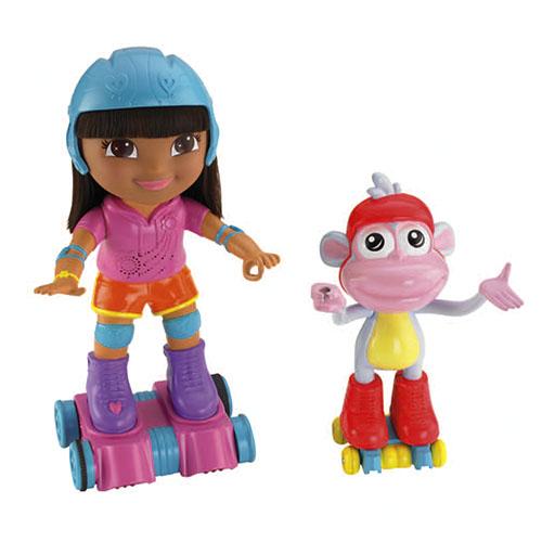 Los diferentes juguetes de Dora la Exploradora