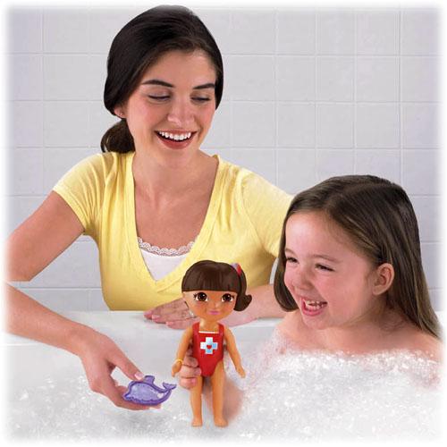 Diferentes juguetes de Dora la Exploradora