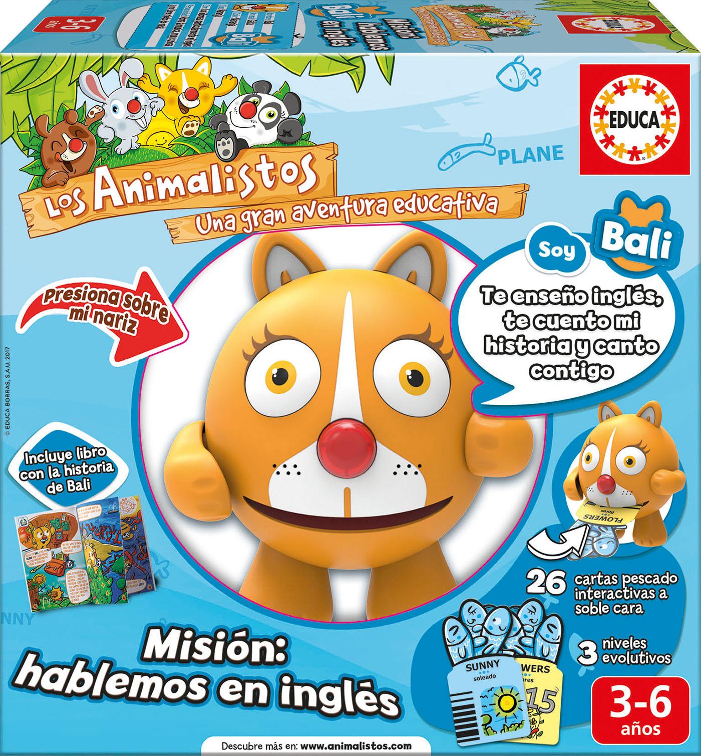 Los Animalistos, una aventura educativa 5