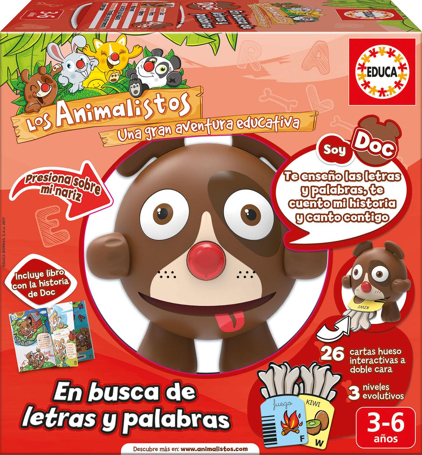 Los Animalistos, una aventura educativa 3