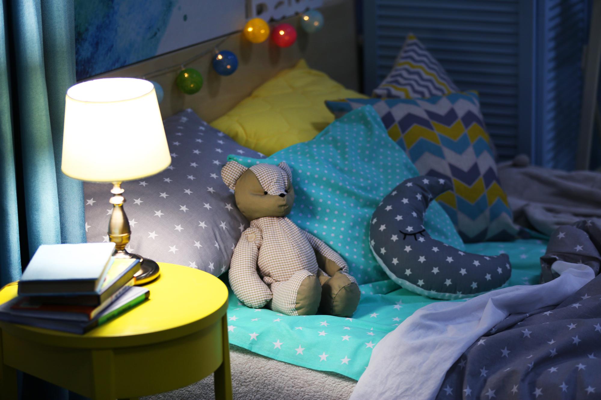 ¿Qué tener en cuenta al elegir una lámpara infantil? 1