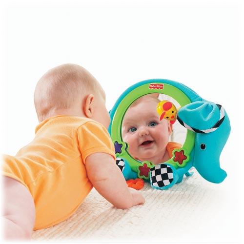 espejo musical juguetes