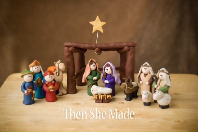 hacer un Belén de Navidad