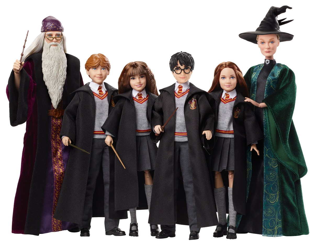 MATTEL celebra Halloween junto a sus personajes favoritos 4
