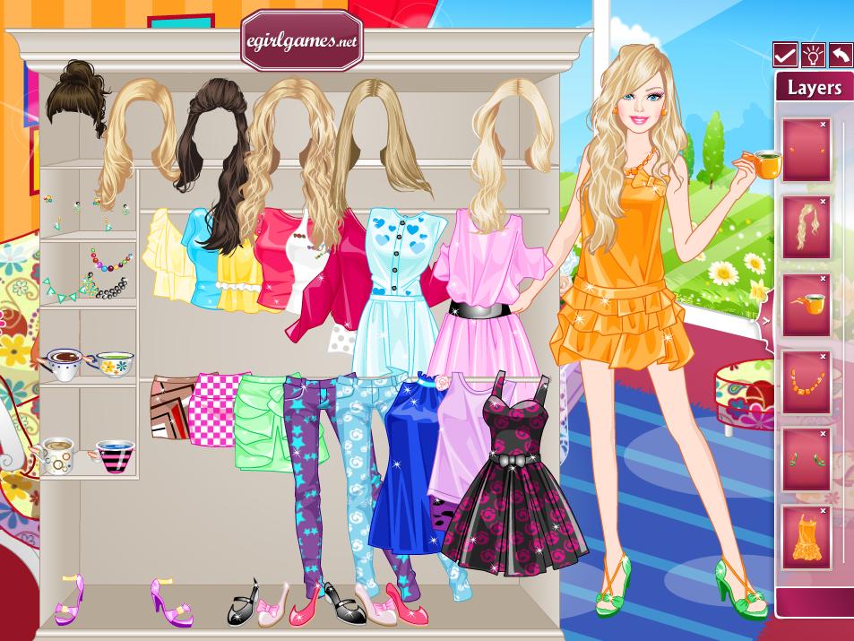 juego - Barbie Tea Time
