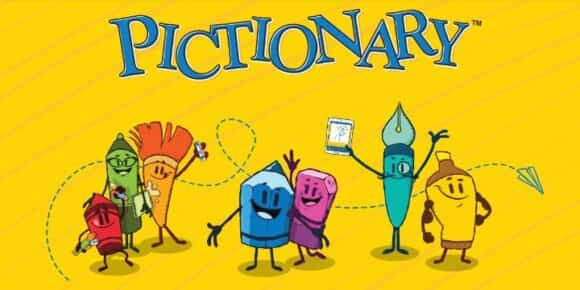 5 formas diferentes de jugar al Pictionary 25