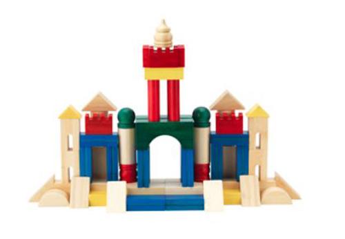 juego de construcción