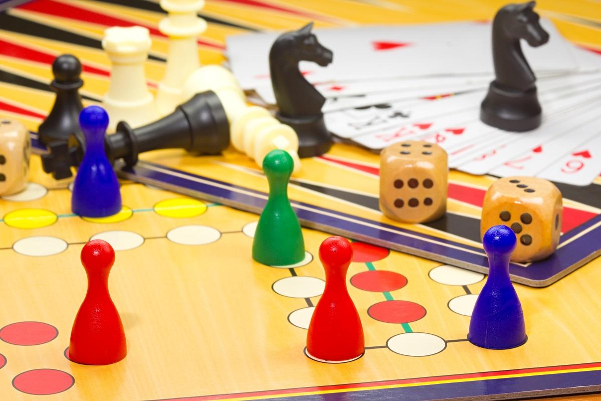 Tipos de juegos de mesa para niños que nos podemos encontrar 2