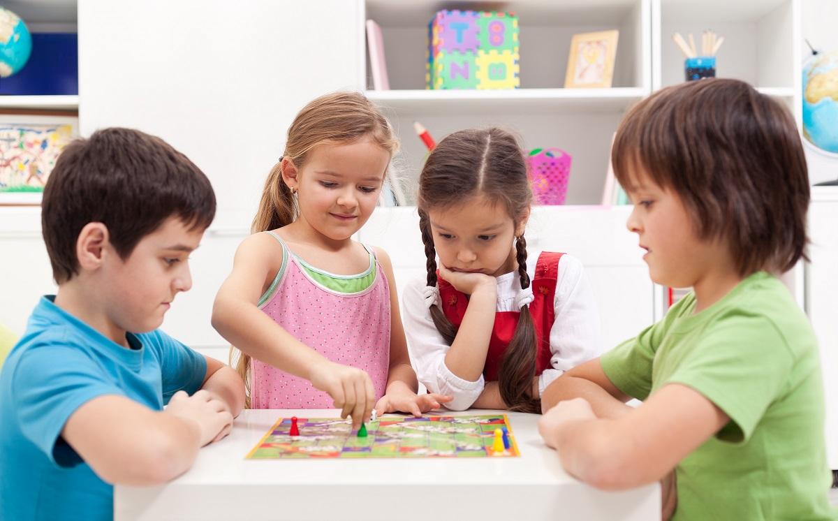 Tipos de juegos de mesa para niños que nos podemos encontrar 1