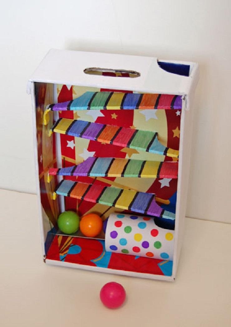juguetes caseros para niños