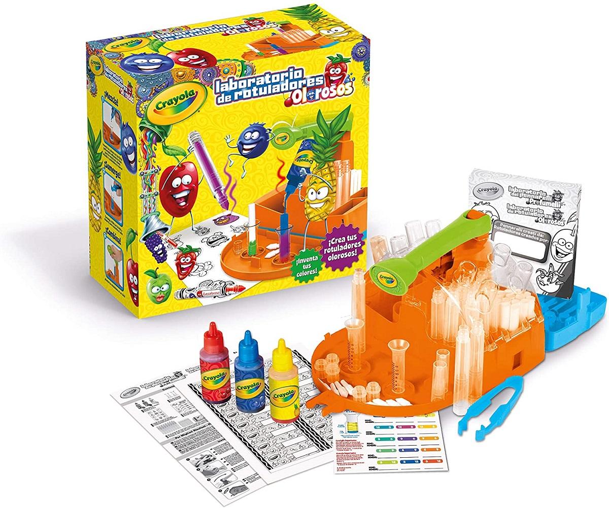 juguetes Crayola