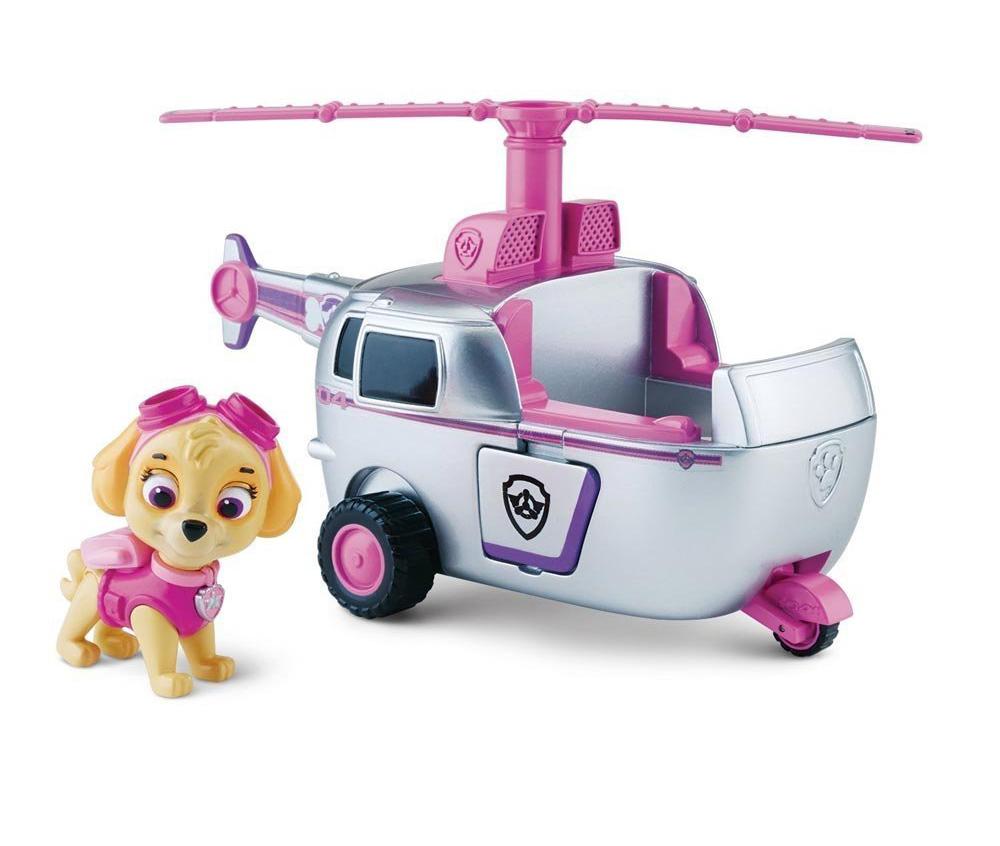 juguetes de La Patrulla Canina
