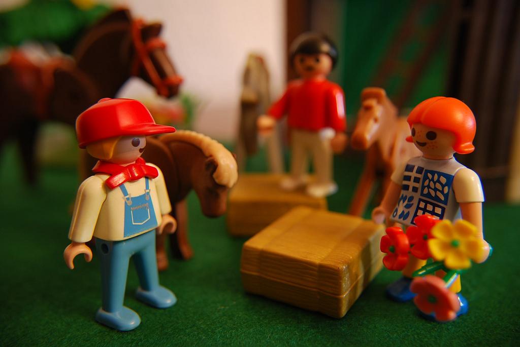 Juguetes de Super 4 playmobil - Playmobil de granja