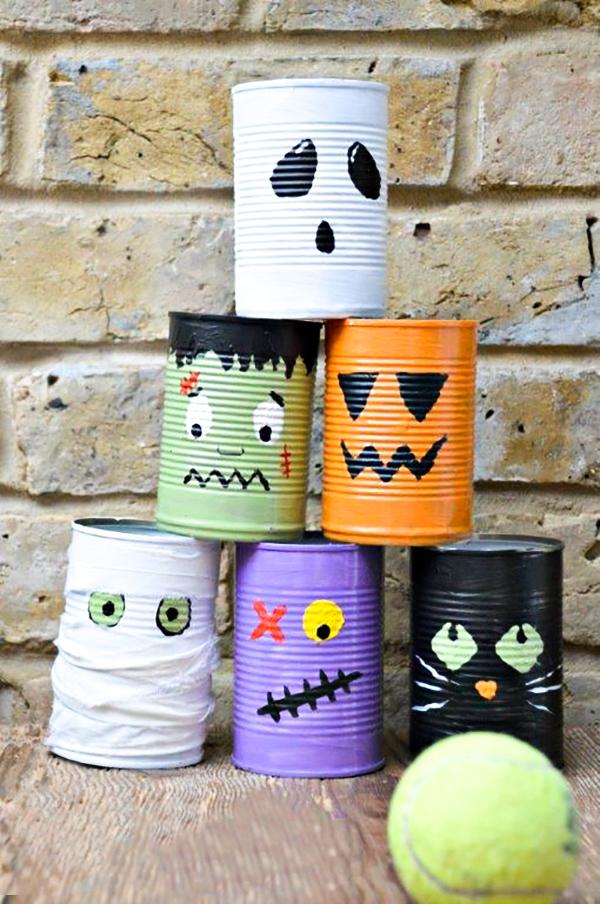 juguetes de Halloween caseros