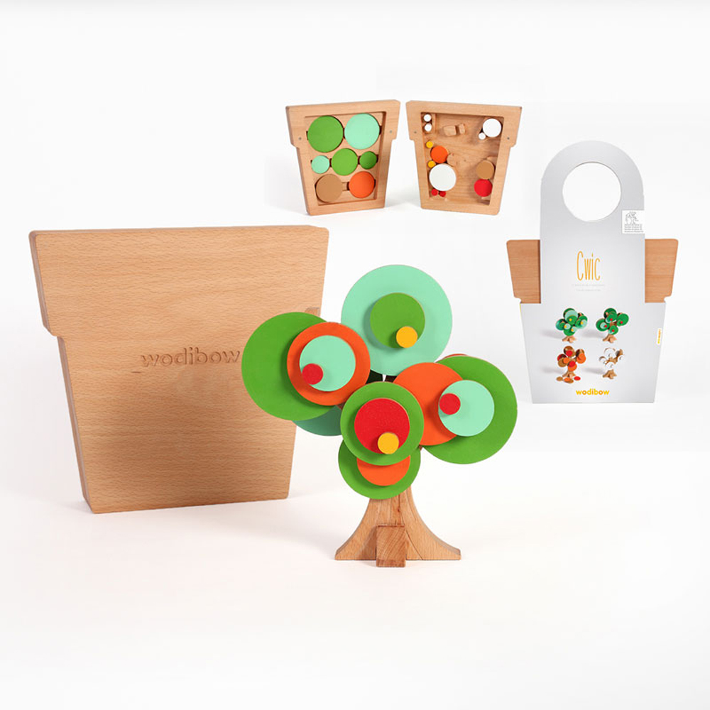 Juguetes de madera españoles