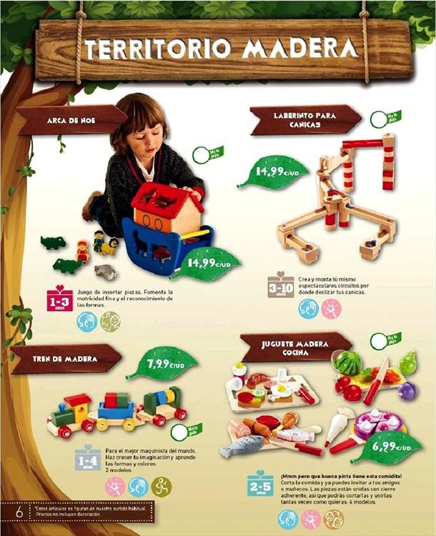 Juguetes de madera en lidl juguetes for Cocina lidl madera