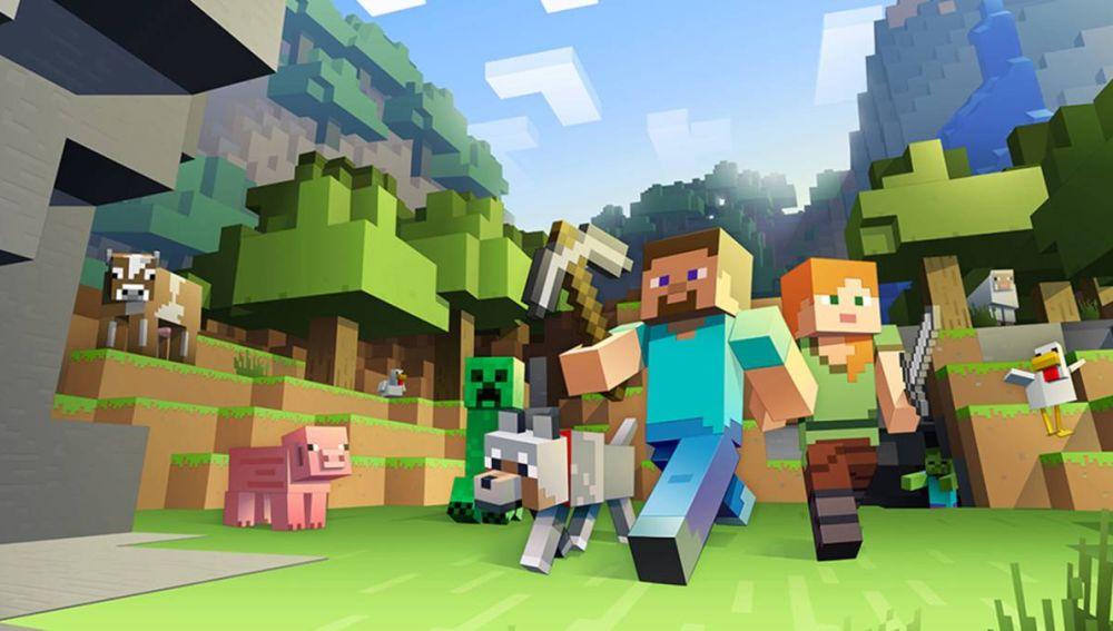 juguetes de Minecraft