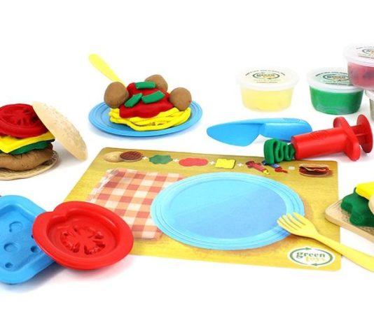 juguetes de plástico
