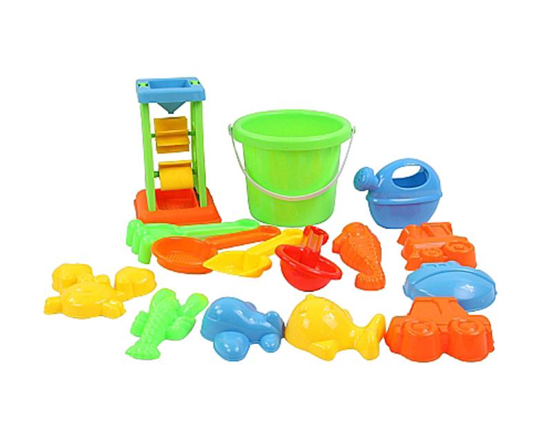 juguetes de playa