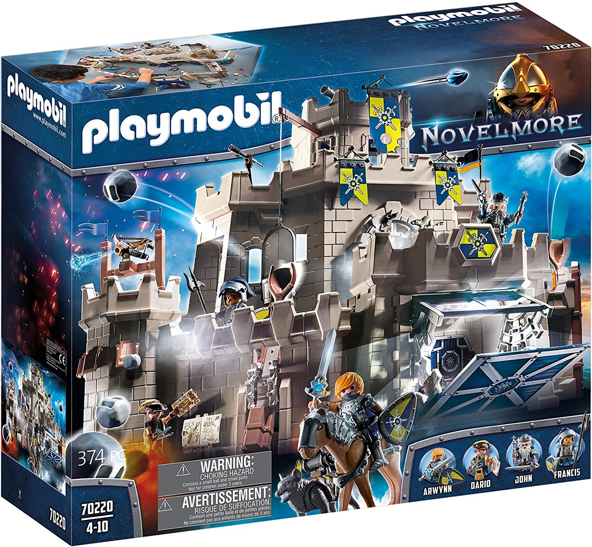juguetes de playmobil