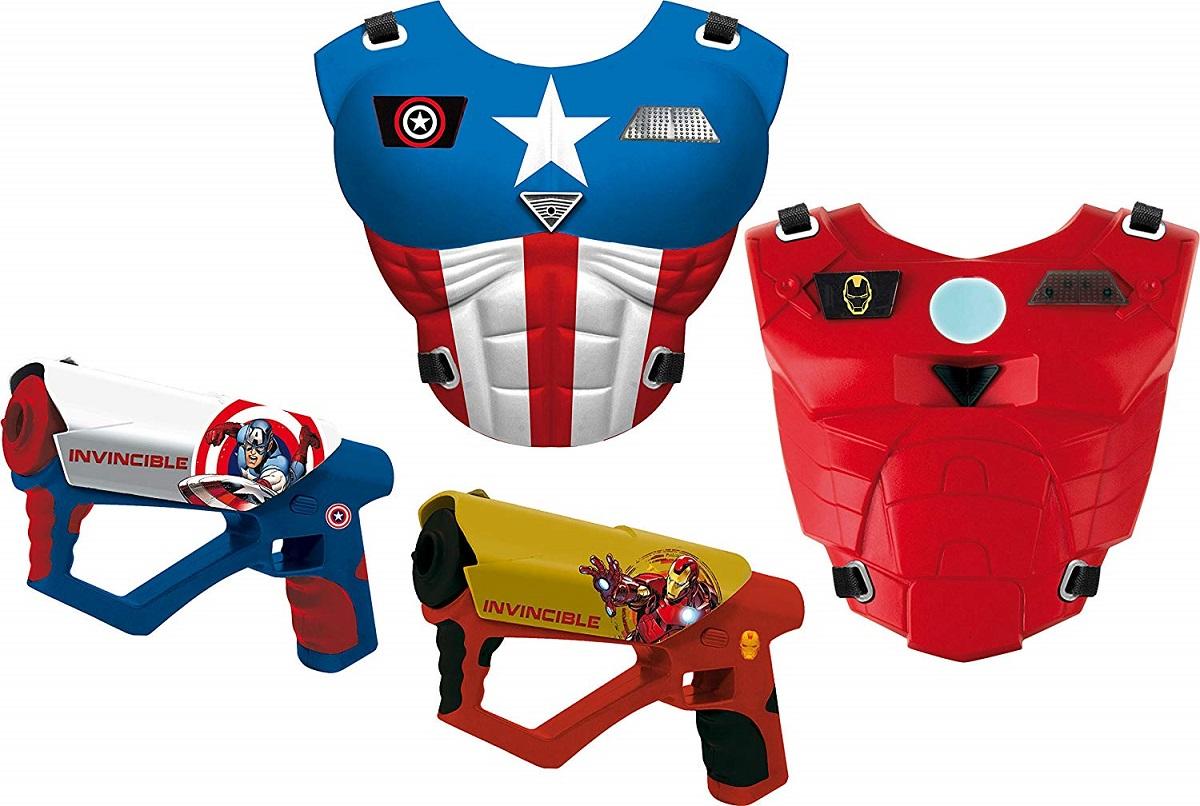 Juguetes de superhéroes