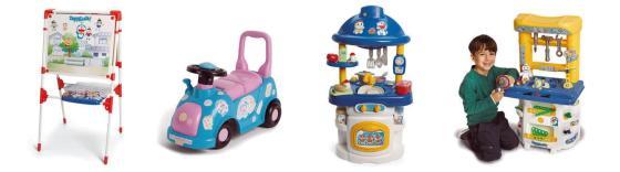 juguetes doraemon