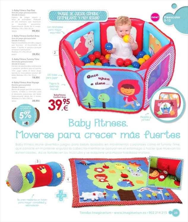 Imaginarium Parque El Bebé Para Juguetes Juegos De WEID92H