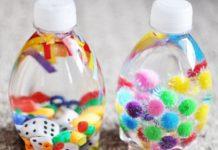 juguetes para bebés caseros
