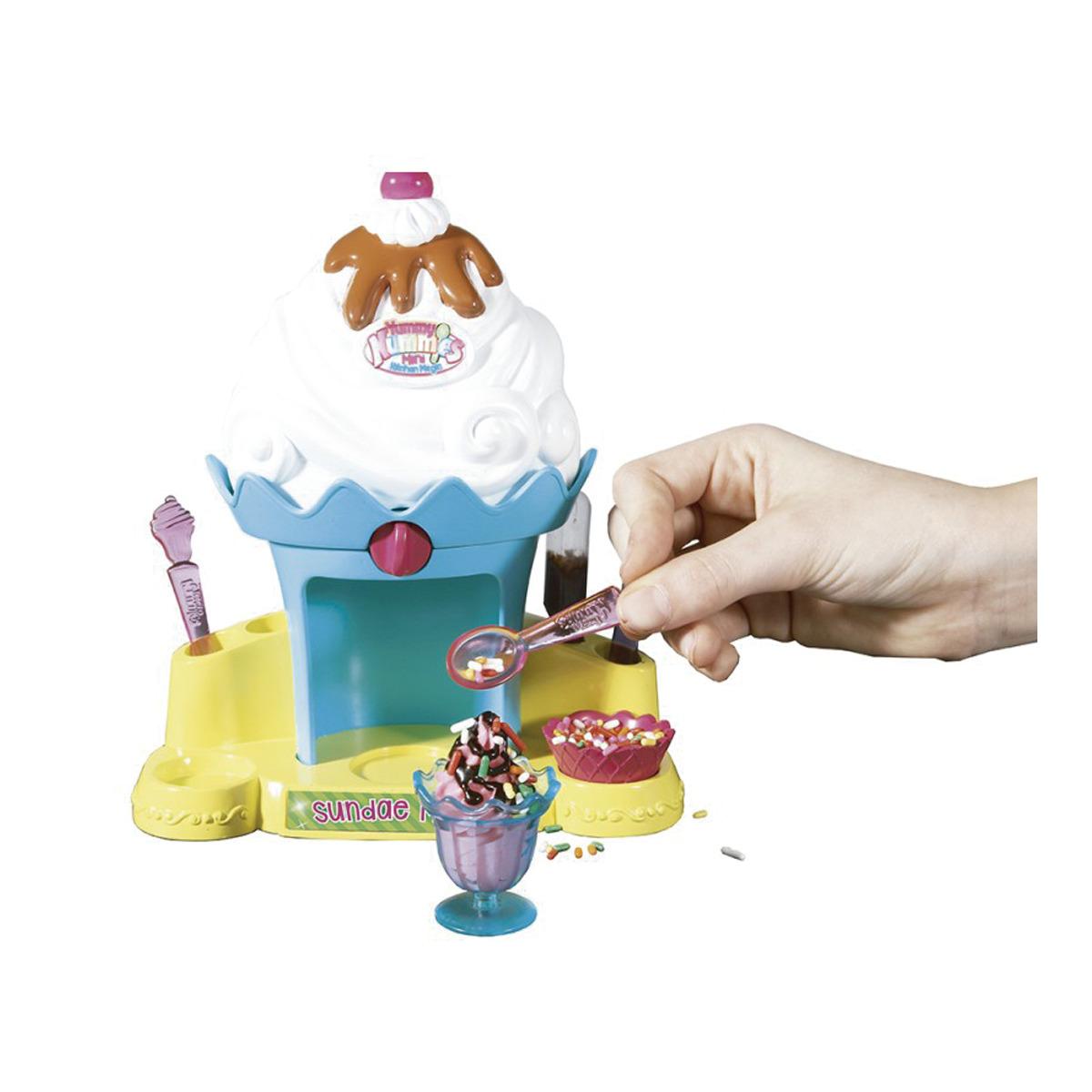 juguetes para hacer helados