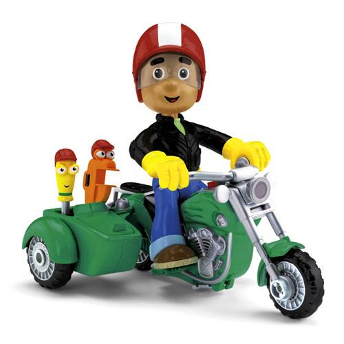 Moto De Juguetes Manny La Manitas FcJTlK1
