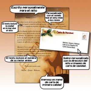 Carta de Navidad 3