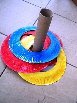 como hacer juguete reciclado