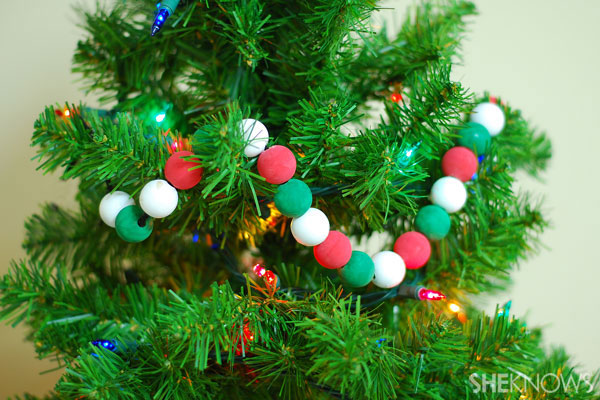 Divertidas manualidades navideñas para niños