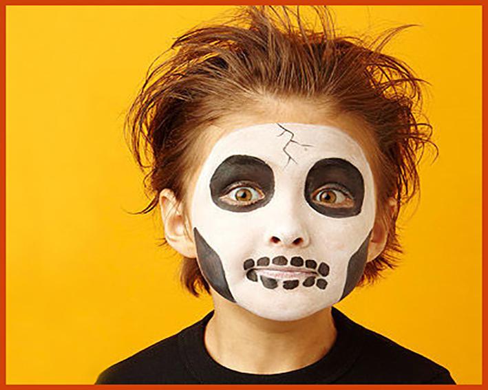 maquillajes divertidos para niños